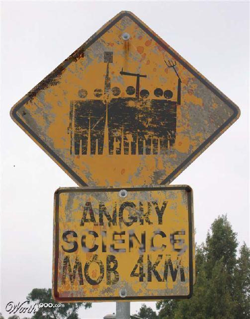 Angrysciencemob