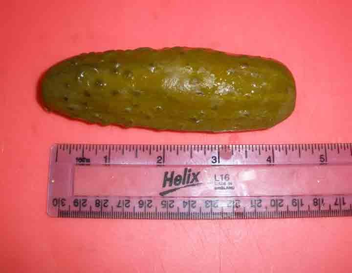 PickleSize