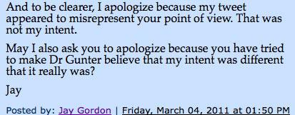 Jaynotpologizes