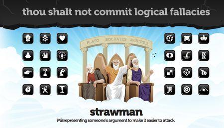 ThouShaltNotCommitLogicalFallacies