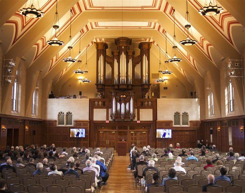 Alumni_Hall_w_organ