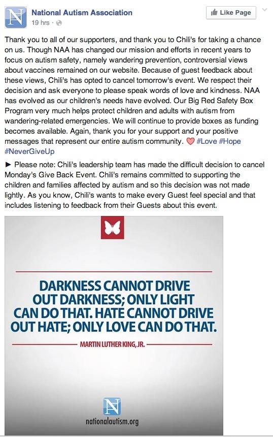 NAA response April 6