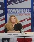 Ginger Taylor at Town Hall
