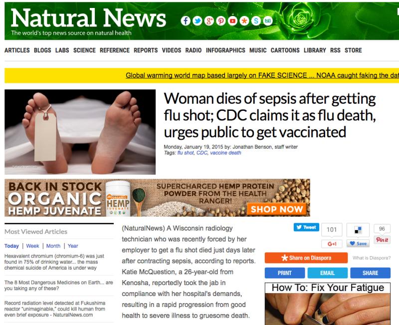 Katie McQ Natural News