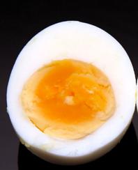 Semihard egg