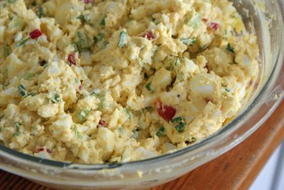 Egg Salad sample