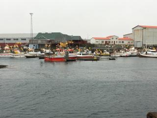 Keflavik small boat harbor 2