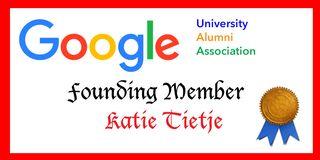 Google U alumni Assoc Katie Tietje