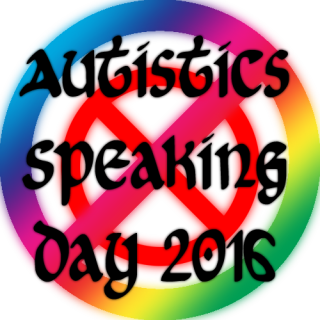Autistics speaking