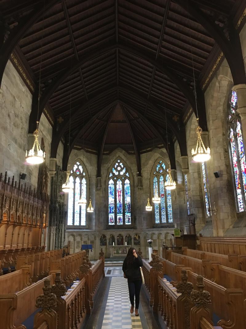 Chapel Maddie St A