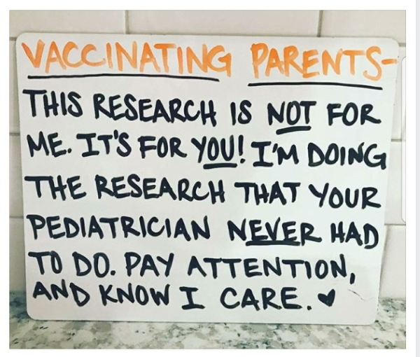 18 assertions about vaccines, analyzed.