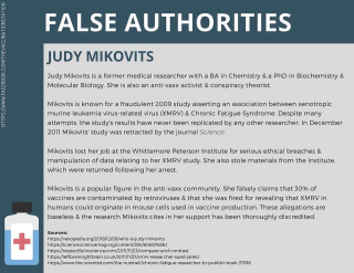 False authority mitkovits