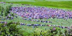 rainbow gathering 2004