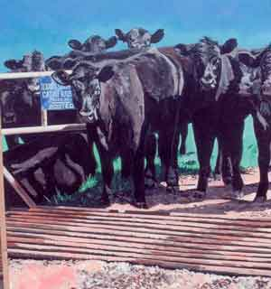 Cattleguard