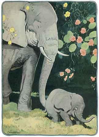 Mothersdayelephant