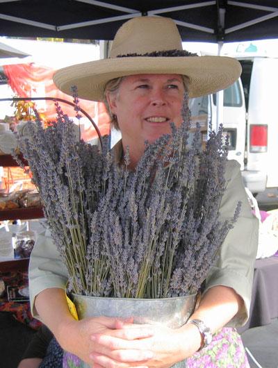 Suz Ditz, MP Farmers' Market